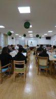 「介護現場でのアロマ」講演しました~ツクイ札幌麻生内覧会